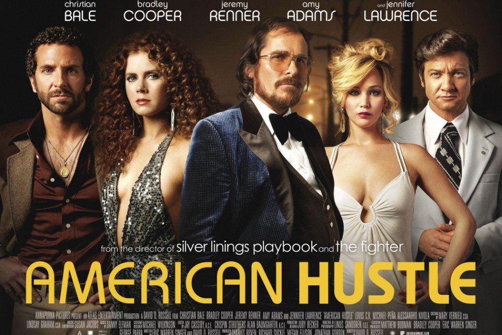 Director's Actors and Total Bulls**t - 'American Hustle' Review and Analysis (1/4)
